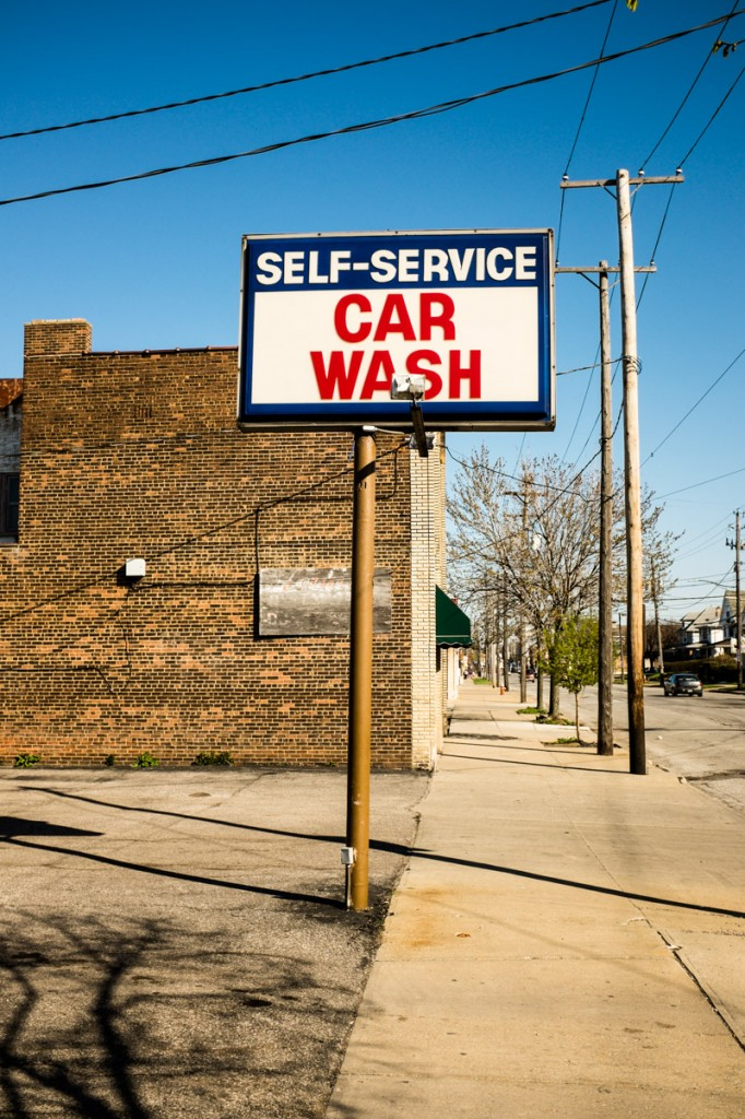 Self-Service Car Wash