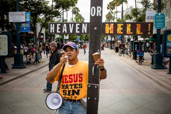 Santa Monica, California, 2014